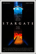 """Movie Posters:Science Fiction, Stargate & Other Lot (MGM/UA, 1994). Rolled, Overall: VeryFine. One Sheets (4) (27"""" X 41"""" & 27"""" X 40"""") DS. ScienceFiction.... (Total: 4 Items)"""