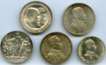 German States, German States: 5-Piece Lot of Uncertified Assorted Marks,...(Total: 5 coins)