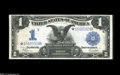 Large Size:Silver Certificates, Fr. 236 $1 1899 Silver Certificate Star Note Gem New....