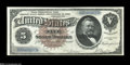 Large Size:Silver Certificates, Fr. 263 $5 1886 Silver Certificate Choice New....