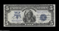 Large Size:Silver Certificates, Fr. 280 $5 1899 Silver Certificate Choice New....