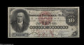 Large Size:Silver Certificates, Fr. 284 $10 1878 Silver Certificate Extremely Fine....