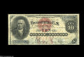 Large Size:Silver Certificates, Fr. 285a $10 1878 Silver Certificate Very Fine....