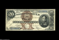 Large Size:Silver Certificates, Fr. 308 $20 1880 Silver Certificate Very Fine....