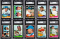 Baseball Cards:Sets, 1965 Topps Baseball High Grade Complete Set (598)....