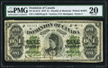 Canadian Currency, DC-8e-iii-O $1 1.6.1878 PMG Very Fine 20.. ...