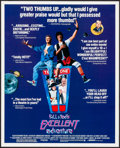 """Movie Posters:Comedy, Bill & Ted's Excellent Adventure & Other Lot (Orion, 1989).Rolled, Overall: Very Fine. Special Posters (2) (17"""" X 21"""" &16""""... (Total: 2 Items)"""