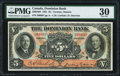Canadian Currency, Toronto, ON- Dominion Bank $5 1.2.1931 Ch.# 220-24-04 PMG Very Fine30.. ...