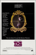 "Movie Posters:Thriller, The Tenant (Paramount, 1976). Folded, Very Fine-. One Sheet (27"" X41""). Thriller.. ..."