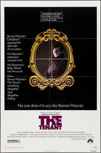 """The Tenant (Paramount, 1976). Folded, Very Fine-. One Sheet (27"""" X 41""""). Thriller"""