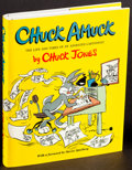 Movie Posters:Miscellaneous, Chuck Amuck by Chuck Jones & Other Lot (Farrar Straus Giroux, 1989). Very Fine+. Autographed First Edition Hardcover Book (3... (Total: 2 Items)