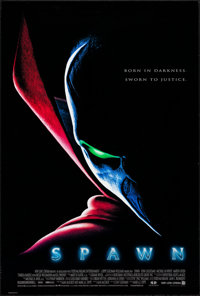 "Spawn & Other Lot (New Line, 1997). Rolled, Overall: Very Fine-. One Sheets (5) (27"" X 40"" & 2..."