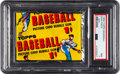 Baseball Cards:Unopened Packs/Display Boxes, 1956 Topps Baseball 1-Cent Unopened Wax Pack PSA NM 7....