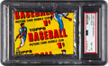 Baseball Cards:Unopened Packs/Display Boxes, 1956 Topps Baseball 1-Cent Unopened Wax Pack PSA NM-MT 8....