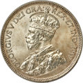 Canada, George V Specimen 25 Cents 1934 SP66 PCGS, Royal C...