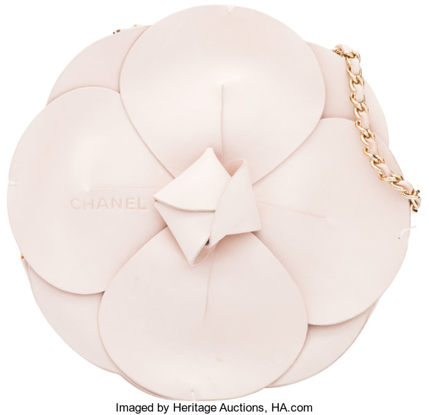 399b80b66c39 ... Luxury Accessories:Bags, Chanel Light Pink Lambskin Leather & Satin Camellia  Flower Bagwith ...