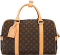 Luxury Accessories:Bags, Louis Vuitton Monogram Coated Canvas Carryall Bag