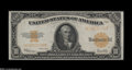 Large Size:Gold Certificates, Fr. 1173 $10 1922 Gold Certificate Choice Extremely Fine....