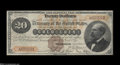 Large Size:Gold Certificates, Fr. 1175a $20 1882 Gold Certificate Extremely Fine....