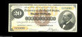 Large Size:Gold Certificates, Fr. 1177 $20 1882 Gold Certificate Choice Extremely Fine....