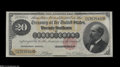 Large Size:Gold Certificates, Fr. 1178 $20 1882 Gold Certificate Choice About New....
