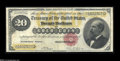 Large Size:Gold Certificates, Fr. 1178 $20 1882 Gold Certificate Choice Very Fine....