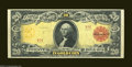 Large Size:Gold Certificates, Fr. 1179 $20 1905 Gold Certificate Extremely Fine....