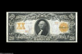 Large Size:Gold Certificates, Fr. 1185 $20 1906 Gold Certificate Gem New....