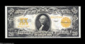 Large Size:Gold Certificates, Fr. 1187 $20 1922 Gold Certificate Choice New....
