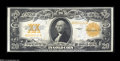 Large Size:Gold Certificates, Fr. 1187 $20 1922 Gold Certificate Choice Extremely Fine....