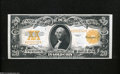 Large Size:Gold Certificates, Fr. 1187 $20 1922 Gold Certificate Extremely Fine....