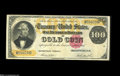 Large Size:Gold Certificates, Fr. 1214 $100 1882 Gold Certificate Very Fine....