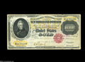 Large Size:Gold Certificates, Fr. 1225 $10,000 1900 Gold Certificate Very Fine....