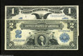 Large Size:Group Lots, Two Different 1899 Silver Certificate Denominations.... (2 notes)