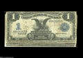 Large Size:Group Lots, Fr. 226a $1 1899 Silver Certificate VG.... (5 notes)