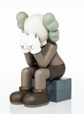 Collectible:Contemporary, KAWS (b. 1974). Passing Through Companion (Brown), 2013. Painted cast vinyl. 11-1/2 x 6-1/2 x 7-1/2 inches (29.2 x 16.5 ...