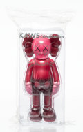 Collectible:Contemporary, KAWS (b. 1974). Companion (Blush), 2016. Painted cast vinyl. 10-1/2 x 4-1/2 x 2-1/2 inches (26.7 x 11.4 x 6.4 cm). Open ...