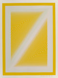 Prints & Multiples:Print, Richard Joseph Anuszkiewicz (b. 1930). Sequential I, from the Sequential Portfolio, 1972. Screenprint in colors on p...