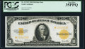 Large Size:Gold Certificates, Fr. 1173* $10 1922 Gold Certificate PCGS Very Fine 35PPQ.. ...