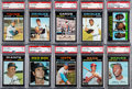 Baseball Cards:Sets, 1971 Topps Baseball Complete Set (752). ...