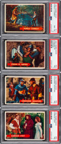 """Non-Sport Cards:Sets, 1957 Topps """"Robin Hood"""" Complete Set (60). ..."""
