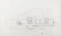 Works on Paper, Frank Lloyd Wright (American, 1867-1959). Drawings and Renderings of the Mr. and Mrs. Wilson Shelton House, Oyster Bay, Lo... (Total: 11 Items)