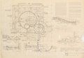 Fine Art - Work on Paper:Print, Frank Lloyd Wright (American, 1867-1959). Plans for the Mr. andMrs. V.C. Morris House, San Francisco, California (thirt...(Total: 13 Items)