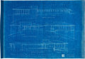 Fine Art - Work on Paper, Frank Lloyd Wright (American, 1867-1959). Blueprints for the Mr.and Mrs. L.H. Goddard House, Plymouth, Michigan (eleven...(Total: 11 Items)
