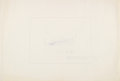 Fine Art - Work on Paper, Frank Lloyd Wright (American, 1867-1959). Plans for the ErdmanPrefabricated Homes (sixteen works), circa 1954. Diazotyp...(Total: 16 Items)