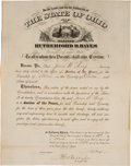 Autographs:U.S. Presidents, Rutherford B. Hayes Appointment Signed ...