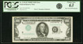 Error Notes:Inverted Third Printings, Fr. 2159-H $100 1950B Federal Reserve Note. PCGS Choice New 63.. ...