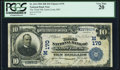 National Bank Notes:Missouri, Saint Louis, MO - $10 1902 Date Back Fr. 616 The Third NB Ch. #(M)170 PCGS Very Fine 20.. ...