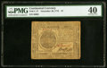 Continental Currency November 29, 1775 $7 PMG Extremely Fine 40
