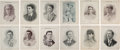 Baseball Cards:Sets, 1899-1900 M101-1 Sporting News Supplements Partial Set (23/62). ...